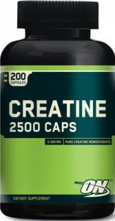 Моногидрат креатина Optimum Creatine 2500 Caps (200 капс)