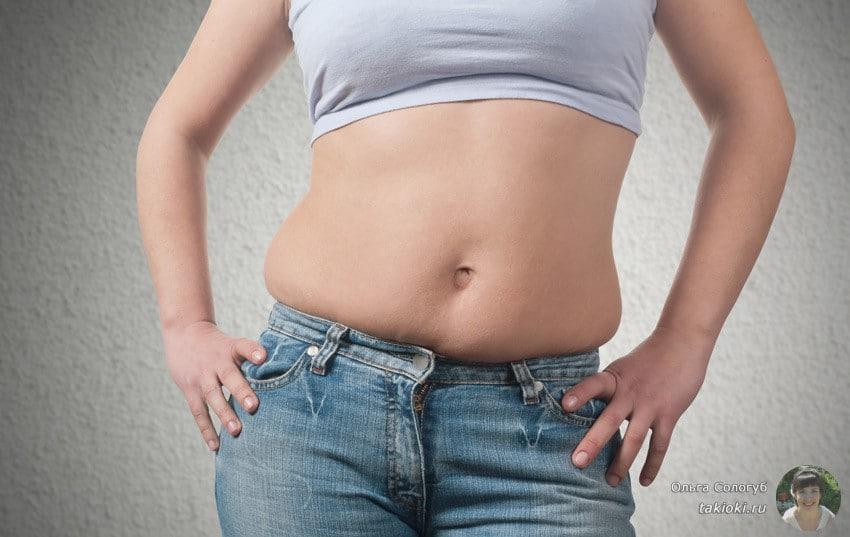 как похудеть в животе и боках в домашних условиях