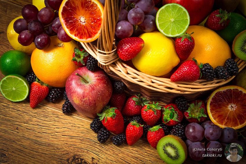 какие фрукты есть для похудения
