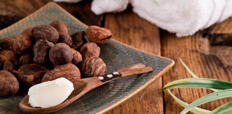 Полезные свойства масла карите (масла ши) и применение его в косметологии