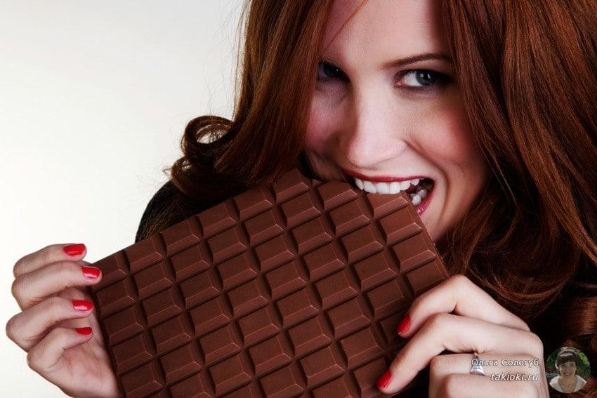 Шоколадная диета отзывы и результаты похудевших