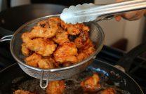 Рецепт приготовления жареных крылышек на сковороде + аппетитные фото