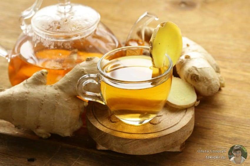 чай с луком для похудения