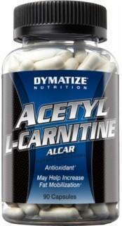 Карнитин Dymatize Acetyl L-Carnitine (90 капс)