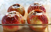 Как приготовить яблоки в духовке с сахаром и корицей – пошаговый рецепт + фото прилагаются