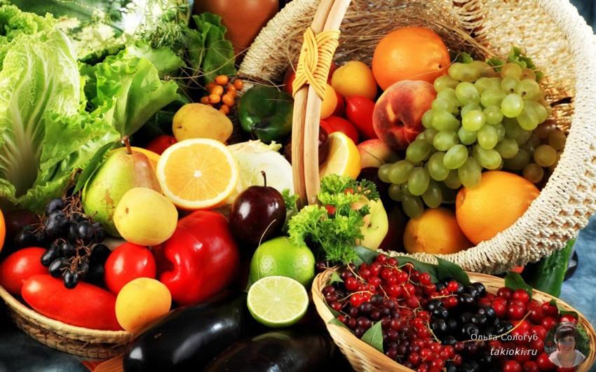 меню на неделю щелочной диеты