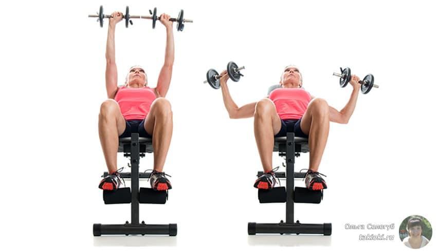 15 минутная тренировка для подтянутого тела