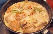 Готовим очень вкусное блюдо — курицу в кокосовом молоке по-тайски