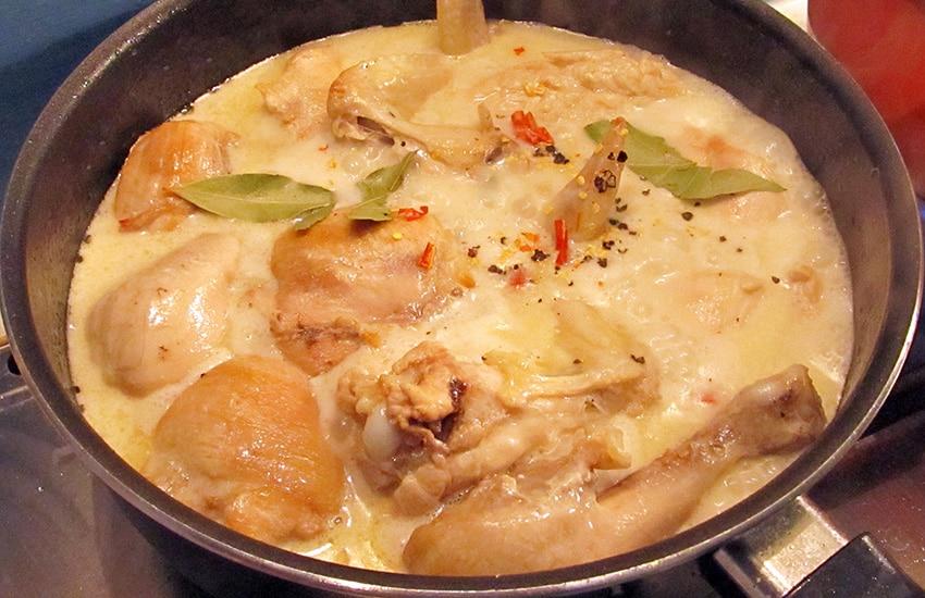 готовим курицу по тайски
