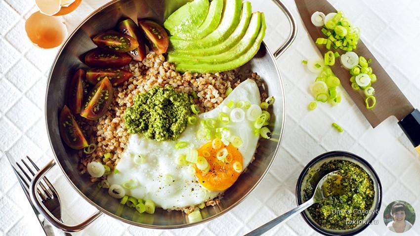 польза правильного сытного завтрака