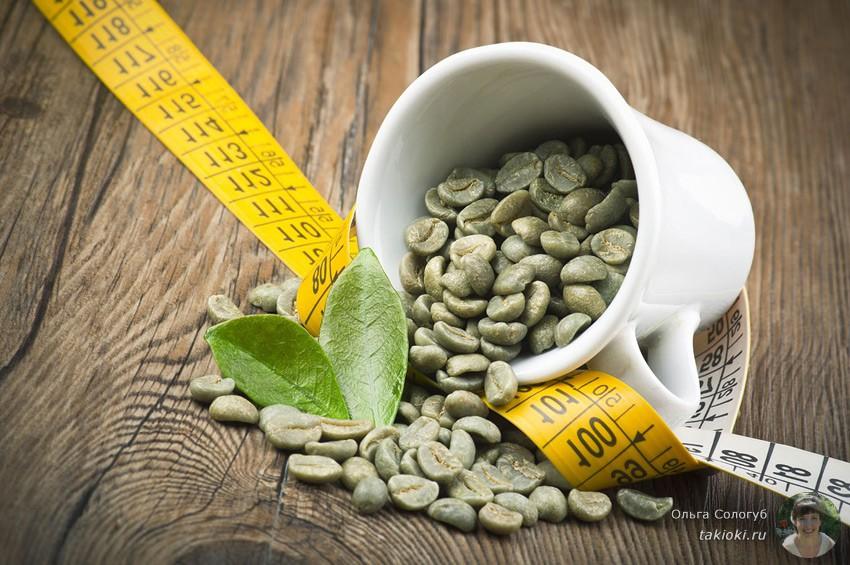 сколько пить кофе для похудения
