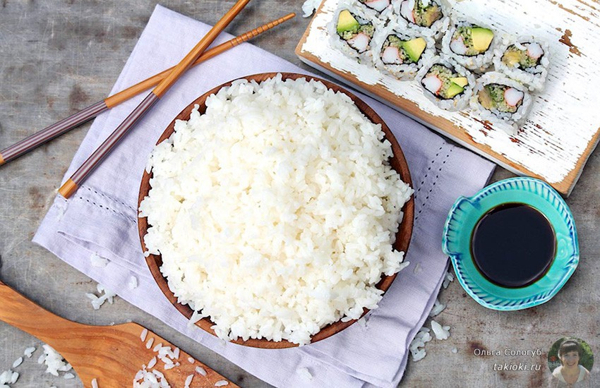 Как правильно готовить рис