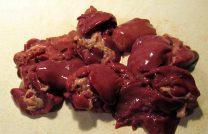 Пошаговый рецепт готовки диетического супа из куриной печени