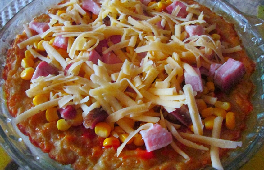 бутерброды пицца в духовке рецепты с фото