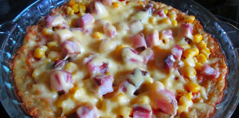Готовим в духовке картофельную пиццу – рецепт с аппетитными фото