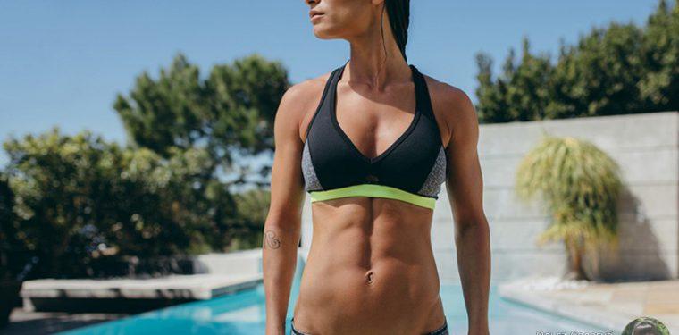 Полезные упражнения, позволяющие поддерживать хорошую форму