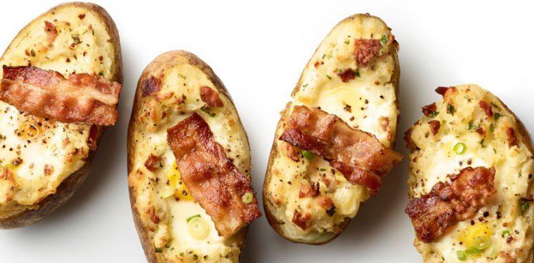Как в микроволновке легко и быстро приготовить картошку – 7 вкусных рецептов