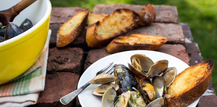 Как приготовить маринованные мидии в домашних условиях + рецепты очень вкусных блюд с ними