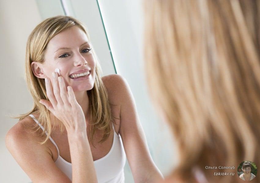 кремы для сухой кожи лица с глицерином
