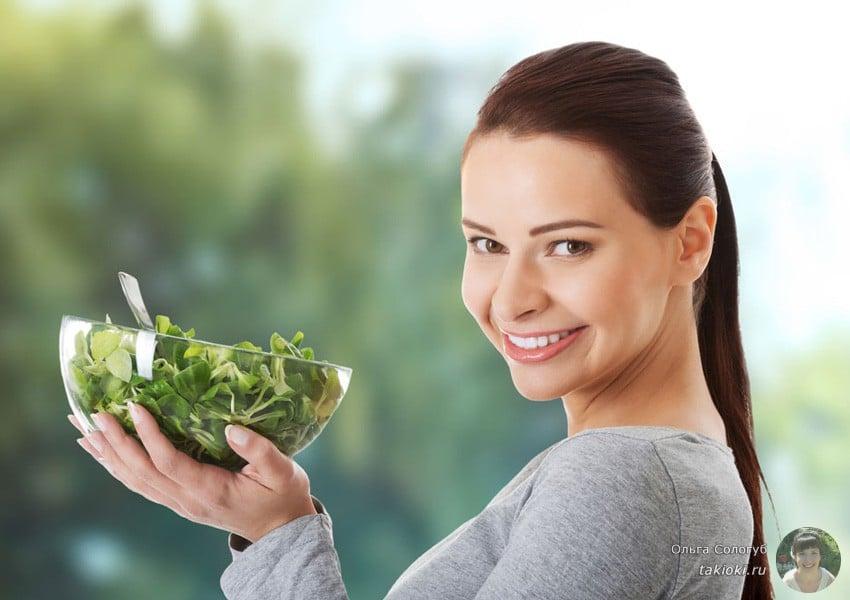 список продуктов с содержанием витамина к таблица