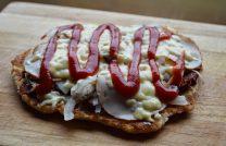 Как приготовить быструю пиццу на сковороде – пошаговый рецепт с аппетитными фото