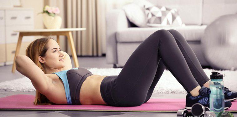 7 простых упражнений, которые вы можете сделать дома