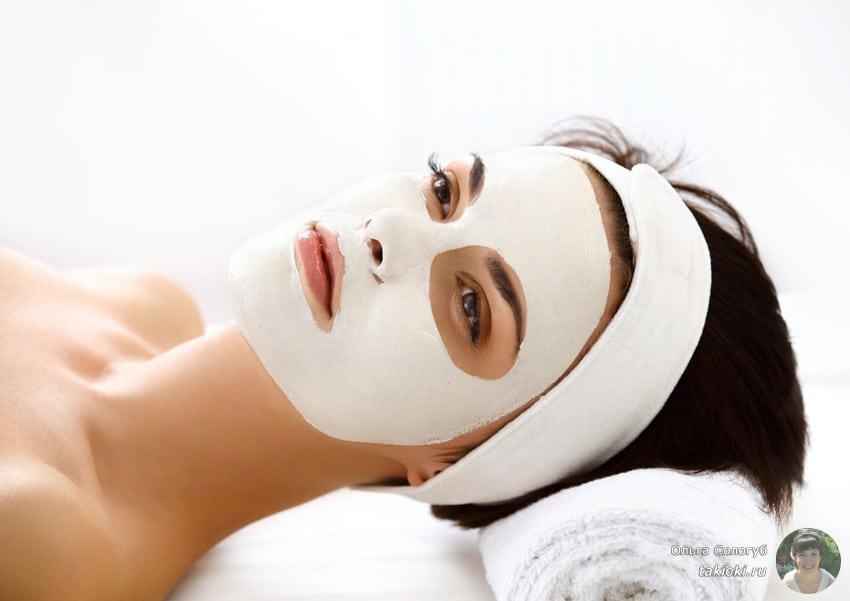 как сделать маску от красноты на лице дома