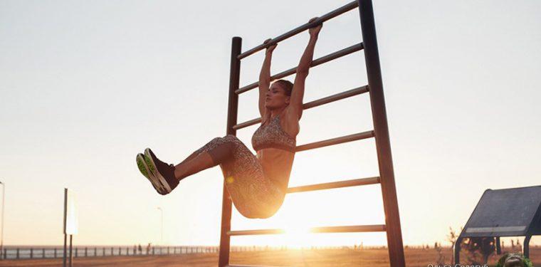Женские тренировки для укрепления мышц рук и спины