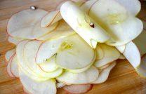 чувствительный, характерный, яблочные чипсы в духовке рецепт с фото всех известных домов