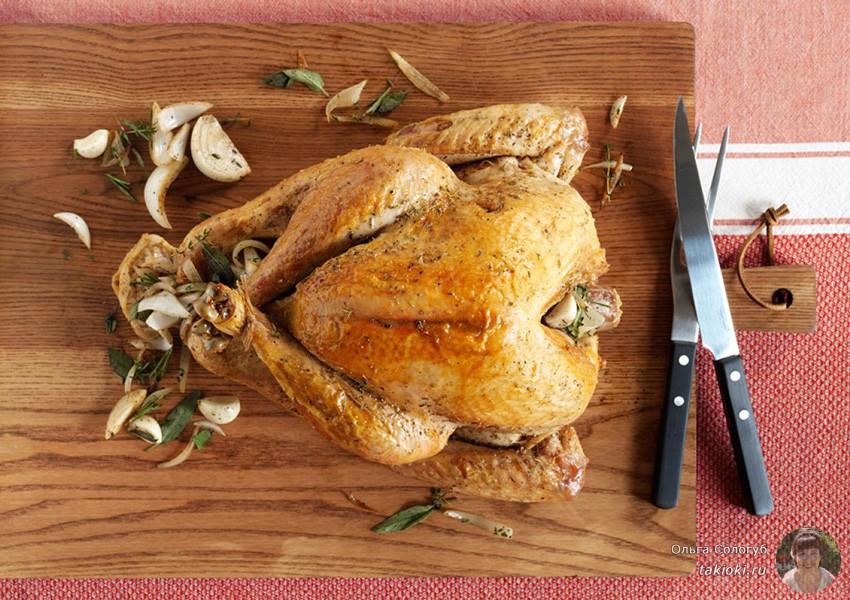 маринад для утки перед запеканием в духовке