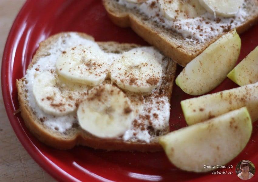 простые и вкусные бутерброды на завтрак