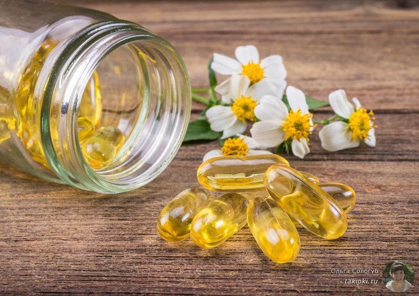 Витамин а для чего полезен