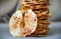 Paul яблочные чипсы в духовке рецепт с фото зря говорят