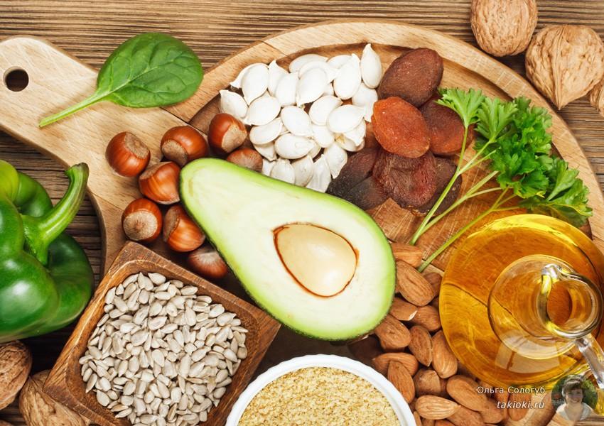 Что дает витамин е