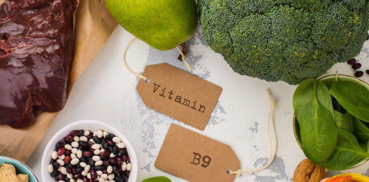 Для чего нужен витамин В9 (фолиевая кислота) и в каких продуктах его содержится больше всего