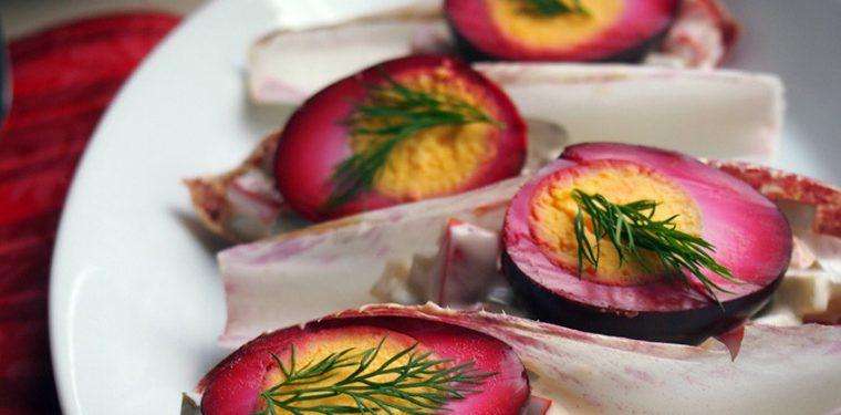 Как приготовить яйца в маринаде – 5 вариантов оригинальной закуски
