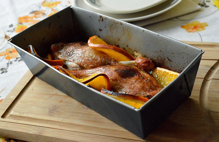 Какое блюдо можно приготовить из мяса гуся