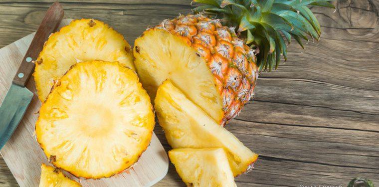 4 удивительных свойства ананаса для вашего здоровья