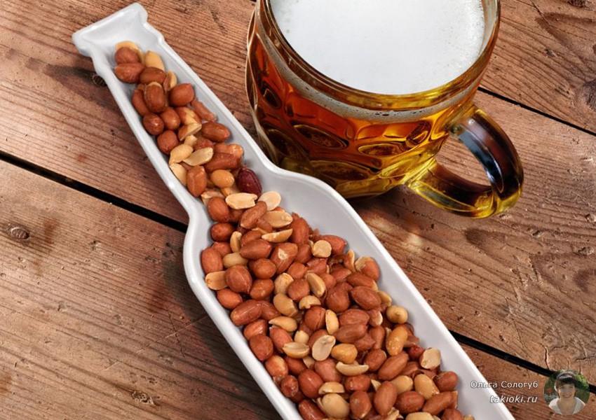 жареный арахис в микроволновке рецепт с фото