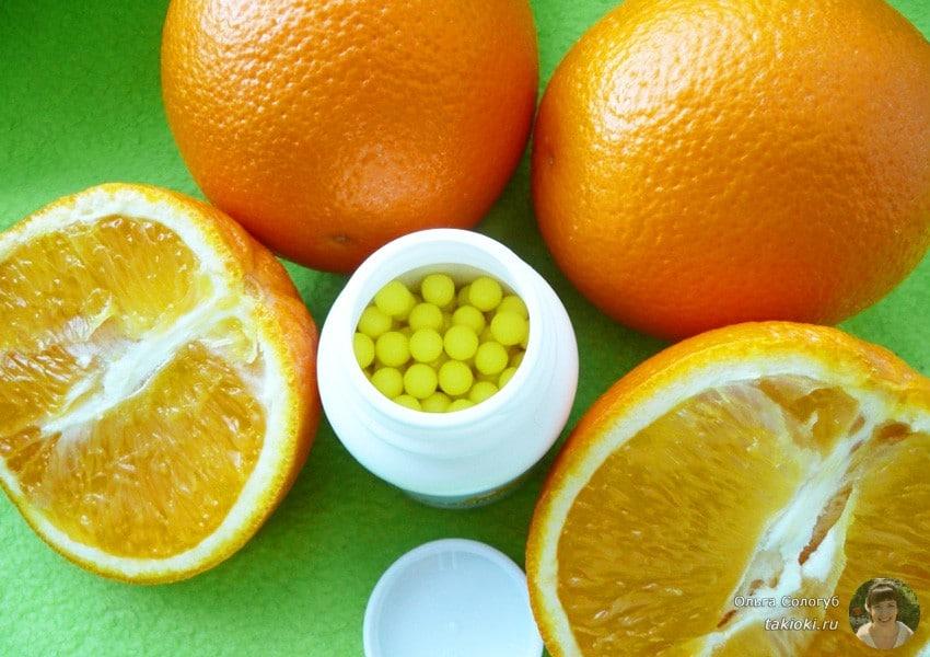 витамин с в ампулах и в драже купить