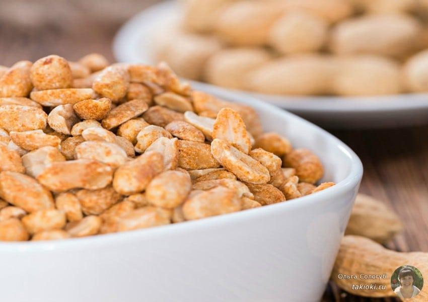как приготовить земляной орех в микроволновке