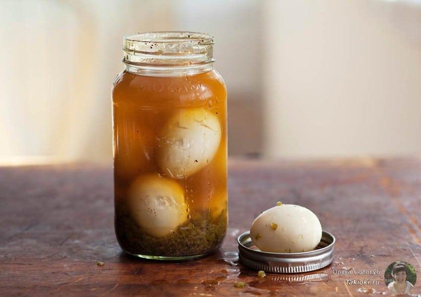 маринад для яиц рецепт со свеклой