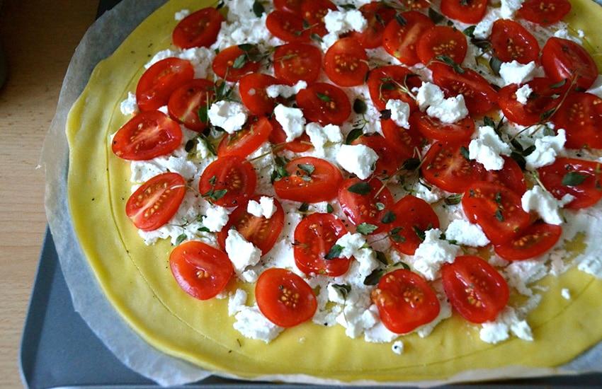 приготовление пиццы в духовке рецепты с фото