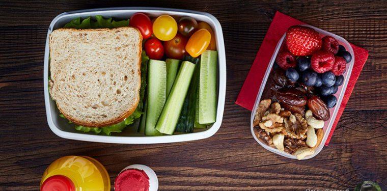 8 замечательных советов, как сделать обед более здоровым