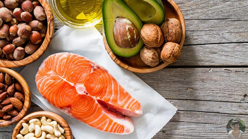 меню сбалансированного здорового питания на каждый день