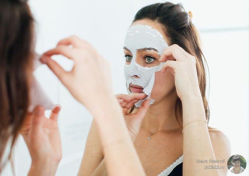 как использовать альгинатную маску в домашних условиях фото