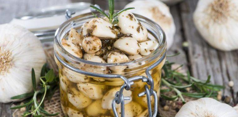 Как приготовить маринованный чеснок на зиму – только самые вкусные рецепты