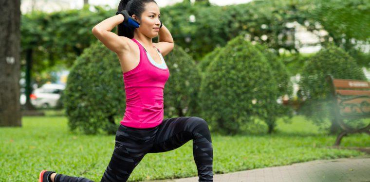 Эффективные растяжки, которые необходимы до и после бега