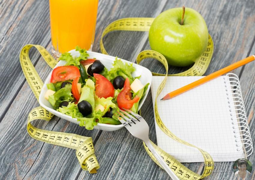 сколько нужно ккал в день для похудения
