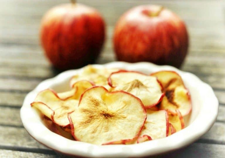 Как сделать яблочный чипсы 143